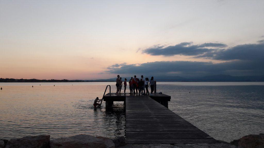 Abschlussfahrt Gardasee